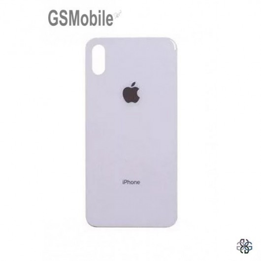 Battery Cover for iPhone XS Max White
