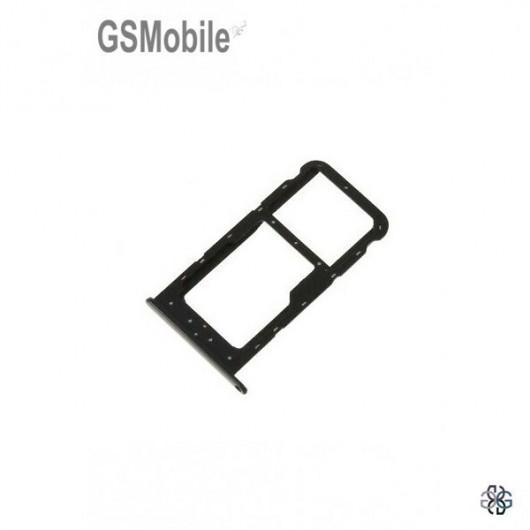 Huawei Honor 10 Lite SIM card and MicroSD tray black