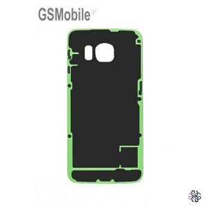 Tampa traseira Samsung S6 Edge Galaxy G925F Dourado