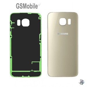 spare parts for samsung - battery cover for samsung galaxy s6 edge