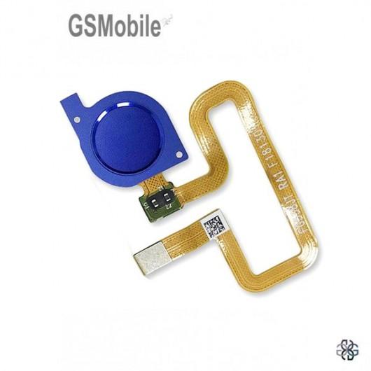 Huawei Y7 2018 Fingerprint sensor blue
