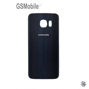 peças de reposição para Samsung - tampa traseira samsung s6 edge