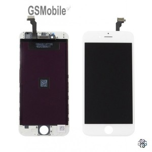 Ecrã - Display LCD Touch iPhone 6 Branco - vendas de peças sobressalentes da Apple