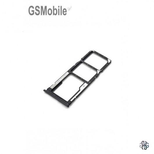 SIM card and MicroSD tray Xiaomi Redmi 7 Black