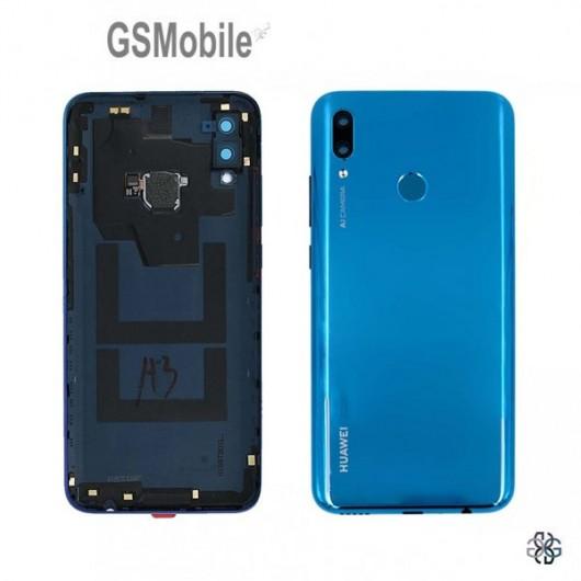 Huawei P Smart 2019 back cover Saphire blue - Original ✅