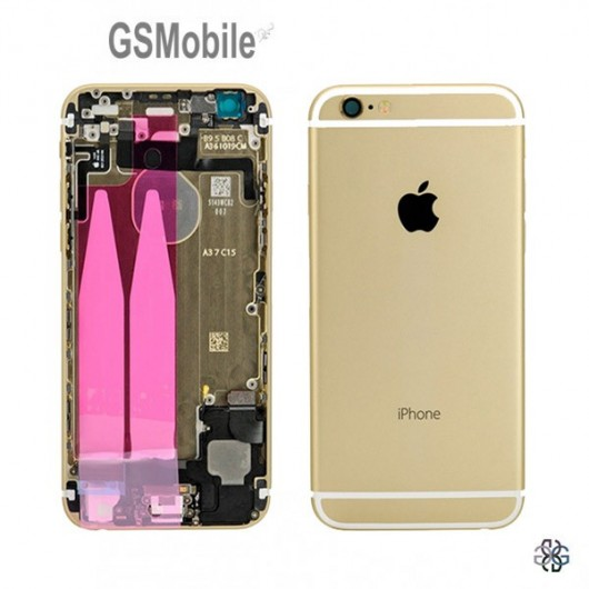 Full Chassis iPhone 6 Gold - Original iPhone Parts