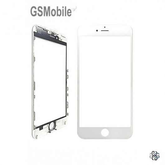 Glass for iPhone 6 White - sales of apple spare parts
