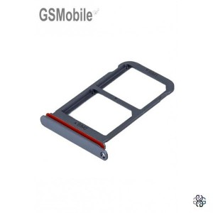 Huawei P20 Pro Sim card tray blue - Original