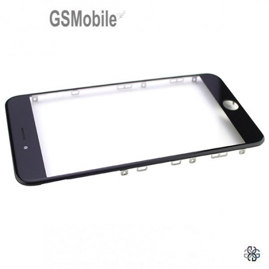 Glass for iPhone 6 Black - sales of apple spare parts