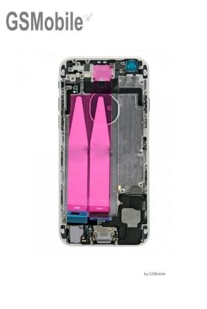 Chassis Completo para iPhone 6 prata - peças sobressalentes para a Apple