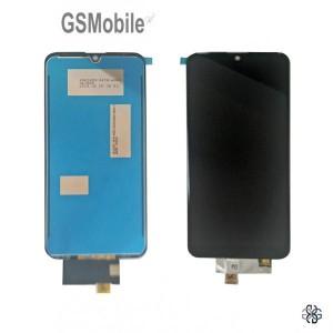 Display for LG Q60 black