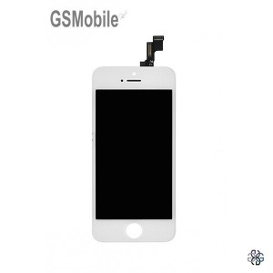 Full Display iPhone 5S White - sales of apple spare parts