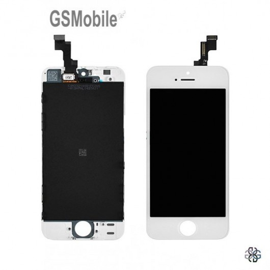 Full Display iPhone 5S White - Sale Replacement Components for Apple