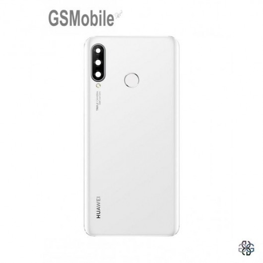Huawei P30 Lite back cover White Original