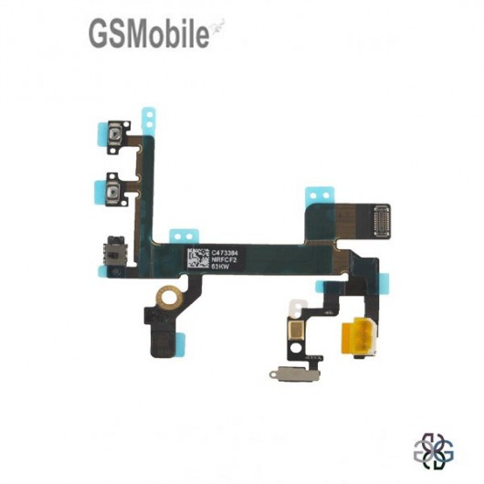 Apple iPhone 5S - Power Key and Volume Flex-Cable - sales of apple spare parts