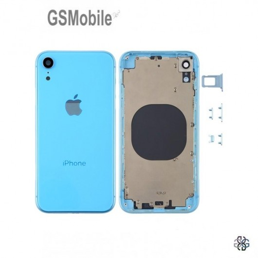 Chassis for iPhone XR Blue