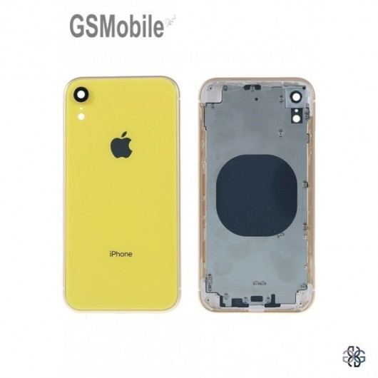 Chassis for iPhone XR Yellow