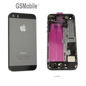 Chassis for iPhone 5 Black - sales of apple spare parts