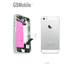 Chassis for iPhone 5 Silver - sales of apple spare parts