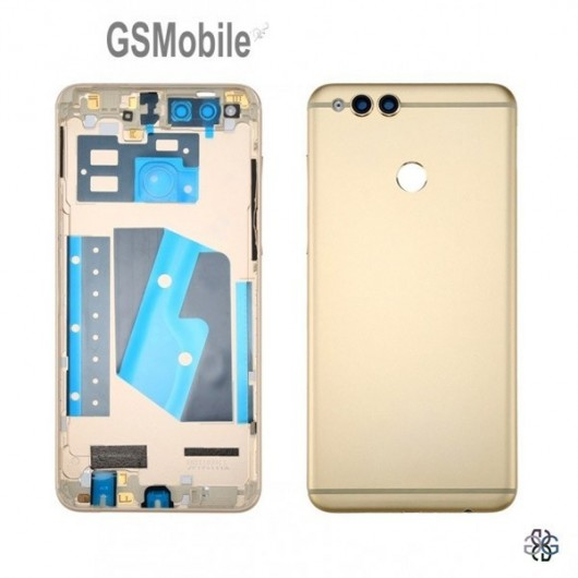 Huawei Honor 7X Battery cover gold - original