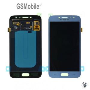 Display Samsung J2 Pro 2018 Galaxy J250F Silver Original