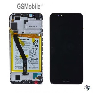 LCD Display Huawei Y6 2018 - spare parts Huawei