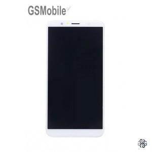 Display for Huawei Y6 2018 White Original
