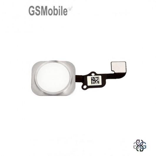 Botão home para iPhone 6 Plus Prata - Venda de produtos para telefones iPhone
