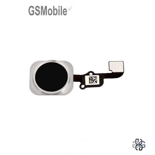 Botão home para iPhone 6 Plus Preto - Venda de produtos para telefones iPhone