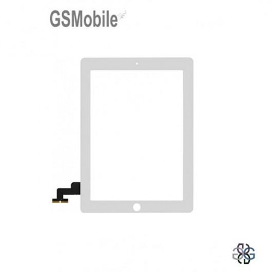 iPad 2 Touchscreen white