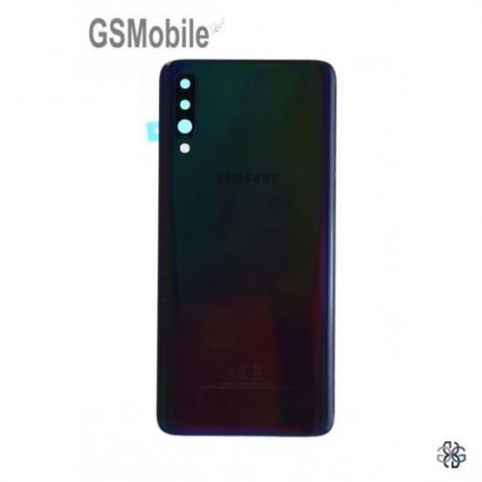 Samsung A70 2019 Galaxy A705F back cover black - Original