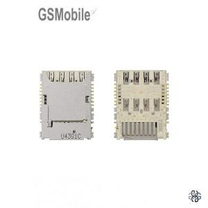 Leitor de cartões sim e sd Samsung Core Prime Galaxy G360F
