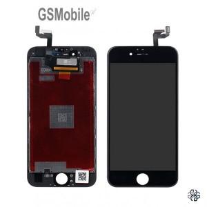 Ecrã - Display LCD Touch iPhone 6S Preto - vendas de peças sobressalentes da Apple