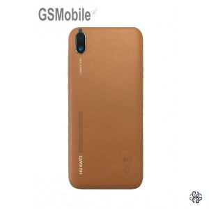 Huawei Y5 2019 back amber brown - Original
