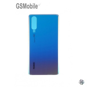 Huawei P30 back cover - Blue