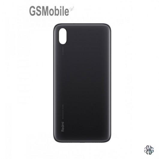 Xiaomi Redmi 7A Battery Cover Black