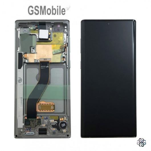 Display Samsung N970F Galaxy Note 10 Aura Glow - Original