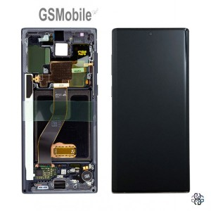 Display Samsung Note 10 Galaxy N970F Black - Original