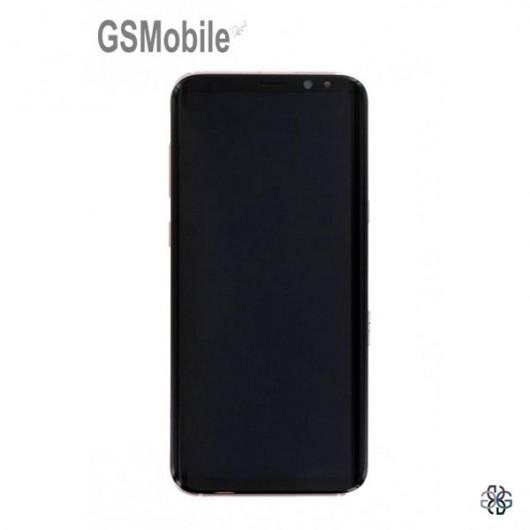 Display for Samsung G950F Galaxy S8 Rose Pink - Original