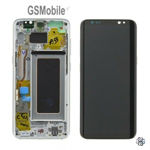 Display for Samsung G950F Galaxy S8 Silver - Original