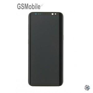 Display for Samsung G950F Galaxy S8 Silver - Original