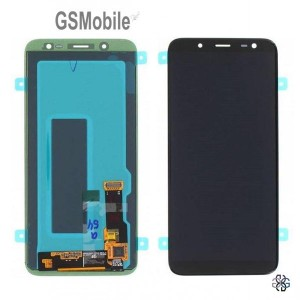 Pantalla Completa Samsung J6 2018 Galaxy J600F Negro Original