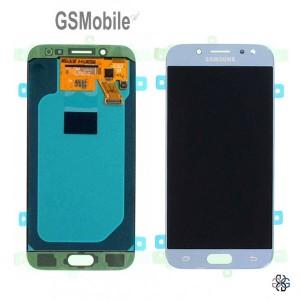 Ecrã - Display LCD Touch Samsung J5 2017 Galaxy J530F Prata Original