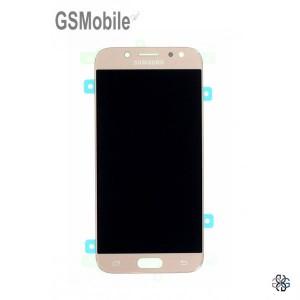 Display Samsung J5 2017 Galaxy J530F Gold - Original