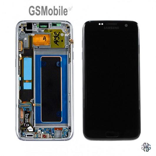 Display Samsung G935F Galaxy S7 Edge Black - Original