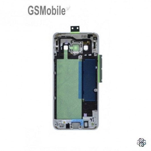 Tapa Samsung A300F Galaxy A3 Original Blanco