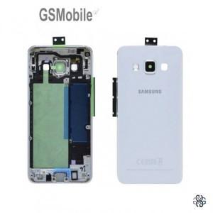 Tampa traseira Samsung A3 Galaxy A300F Branco Original
