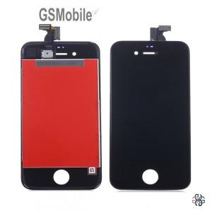 Pantalla completa iPhone 4G Negro