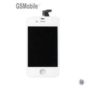 Full Display iPhone 4G White
