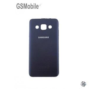 Samsung A3 Galaxy A300F battery cover black